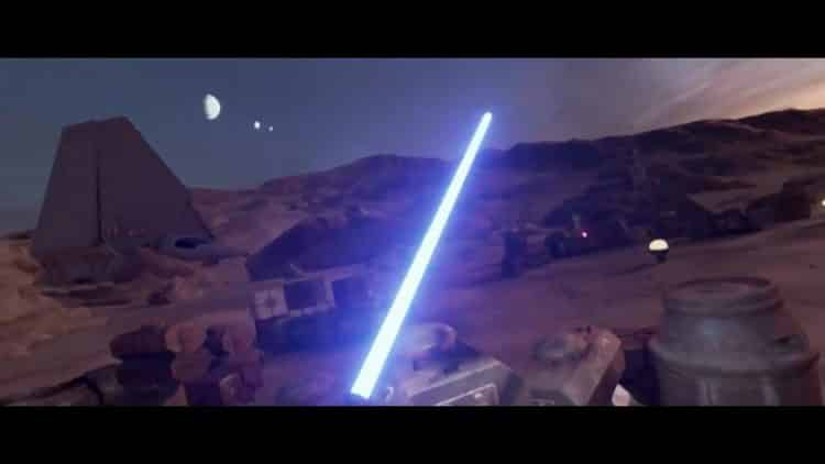 Trials on Tatooine Star Wars