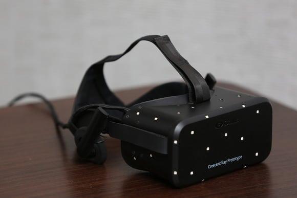 acheter Oculus Rift dk2