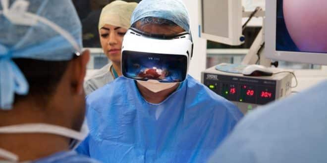 médecine réalité virtuelle Shafi Ahmed
