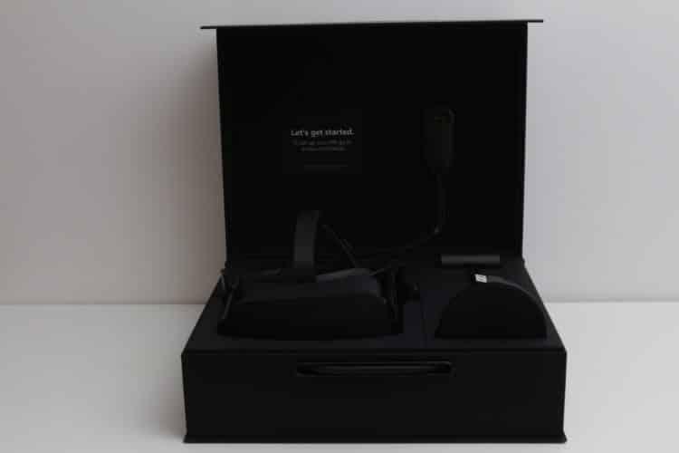 Boite Oculus Rift