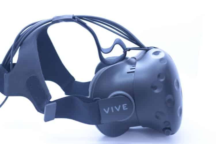 Test HTC Vive