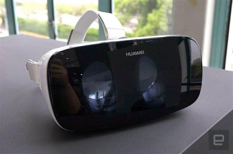 Huawei réalité virtuelle