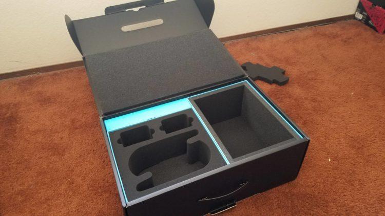 Emballage nouveau HTC Vive