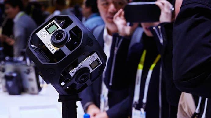 GoPro dévoile sa caméra Omni 360