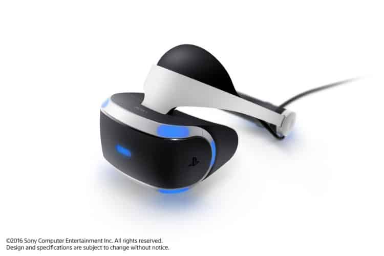 playstation vr psvr test du casque de r alit virtuelle sony ps4. Black Bedroom Furniture Sets. Home Design Ideas