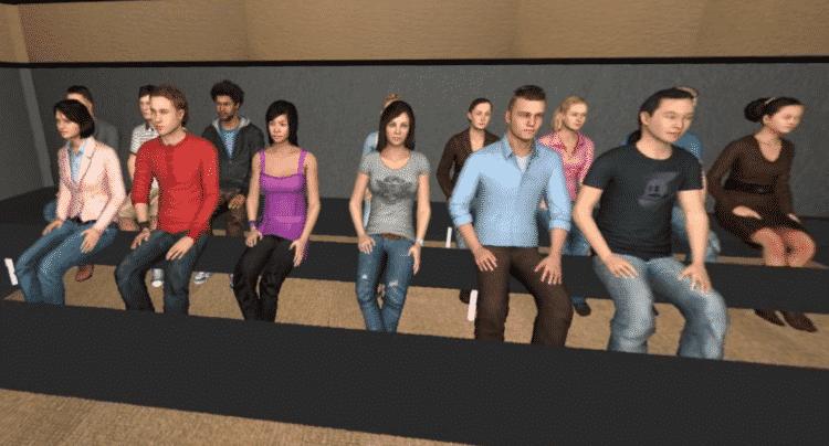 agoraphobie casque réalité virtuelle