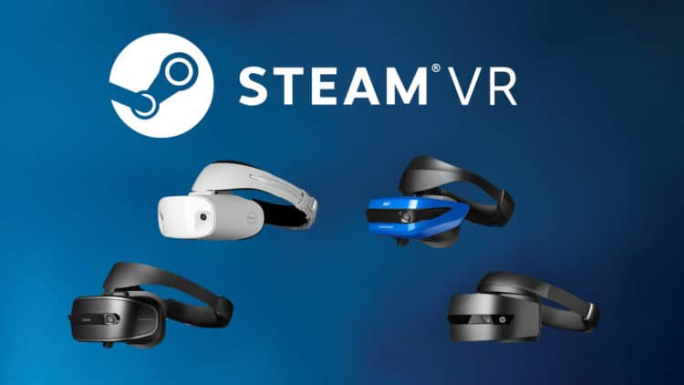 windows mixed reality steam vr