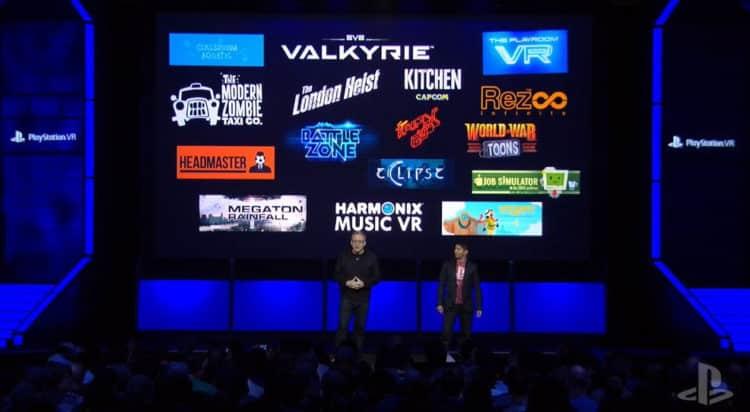 choses à savoir sur le PlayStation VR