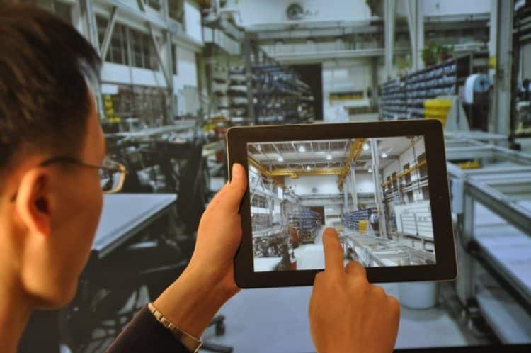 Siemens, entreprises créatrices de technologies VR