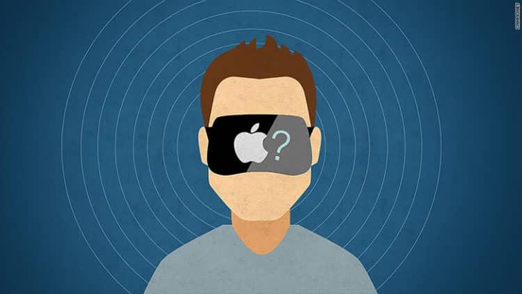 apple investisseurs en VR et AR