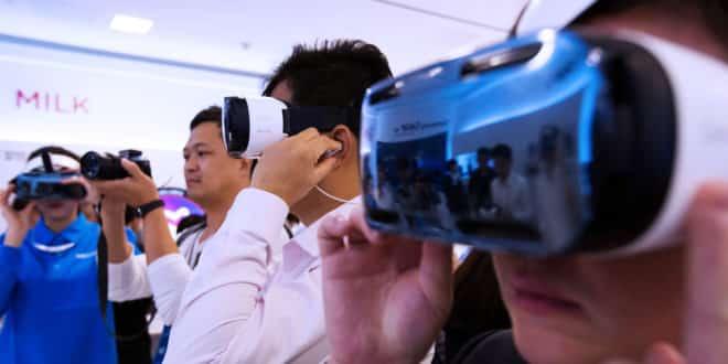 La réalité virtuelle au TGS 2016
