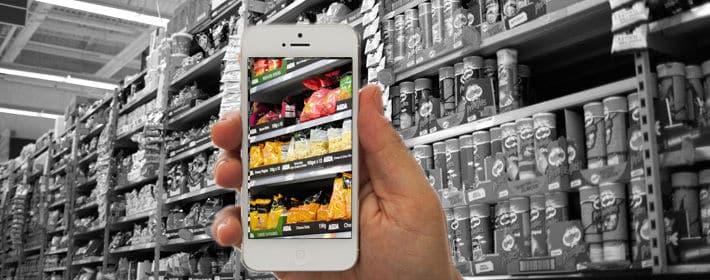 ar supermarché consommateur