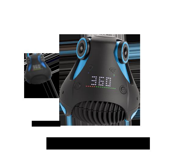 Caméra Giroptic 360