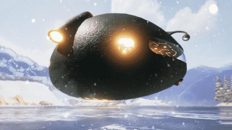 Invasion! films Oculus Rift