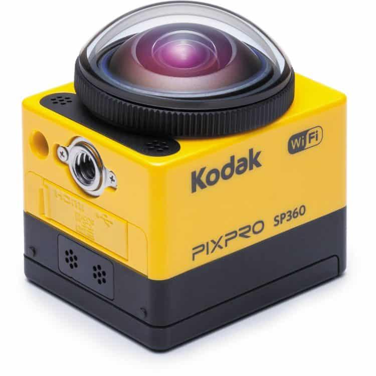 Caméra 360 Kodak SP360