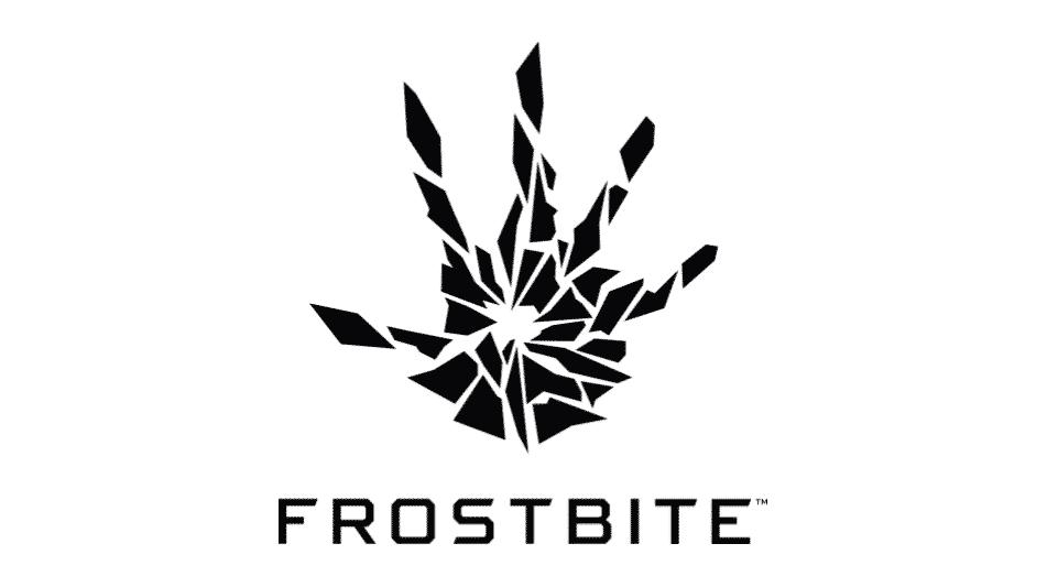 Anthem - la décadence de BioWare - Logo Frostbite