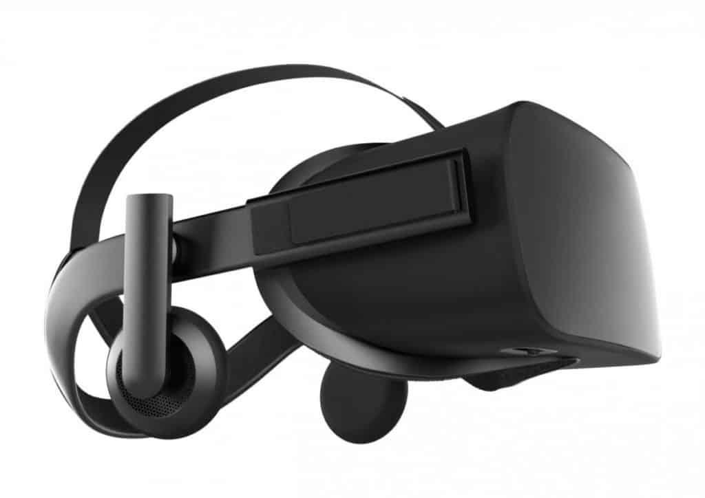 oculus rift profil