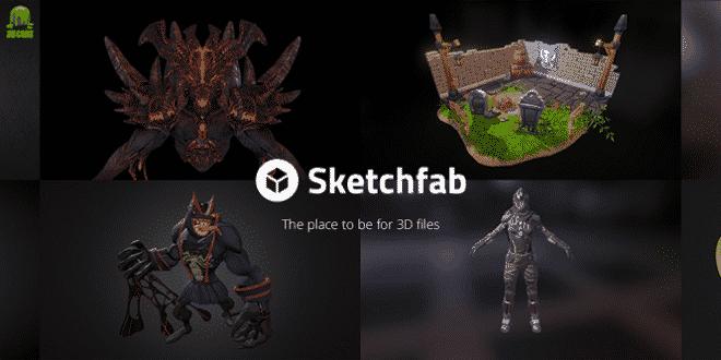 Image de la start-up SketchFab