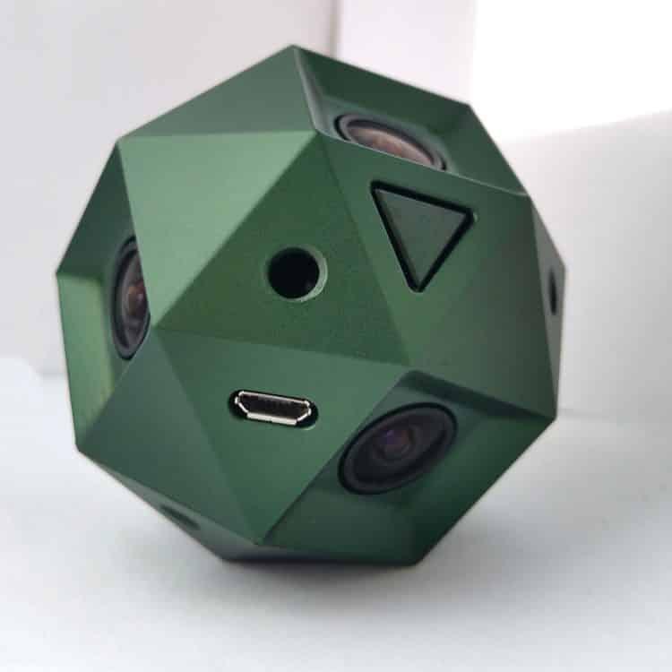Caméra 360 Sphericam 2