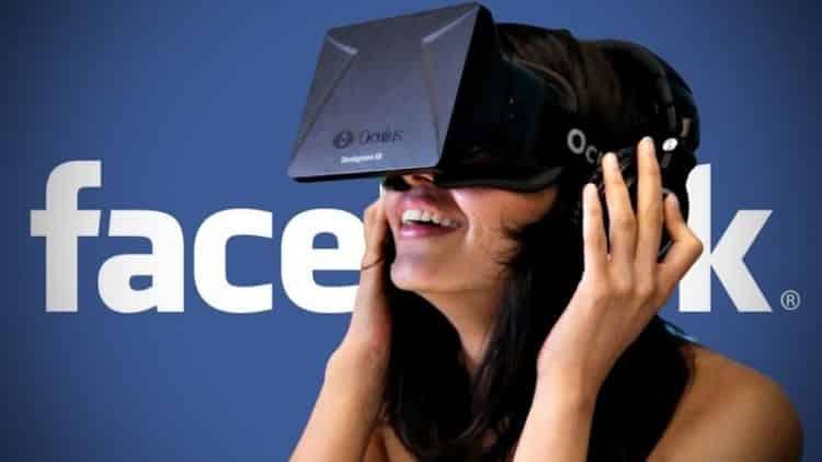Facebook investisseurs en VR et AR