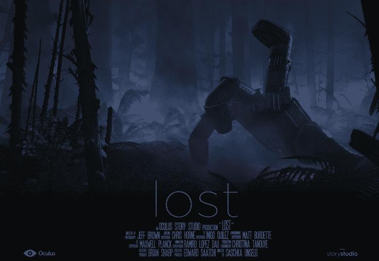 Lost films Oculus Rift