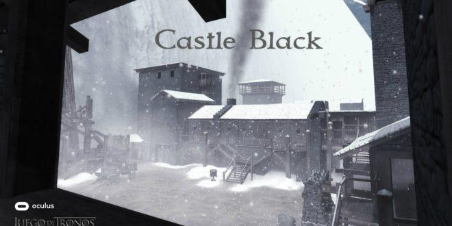Castle Black réalité virtuelle