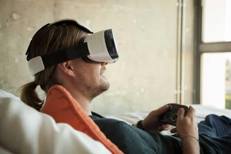 Samsung, entreprises créatrices de technologies VR