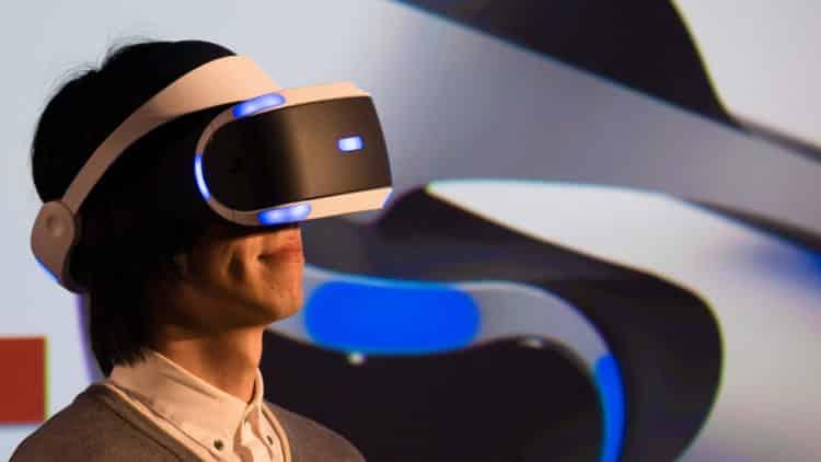 Sony investisseurs en VR et AR