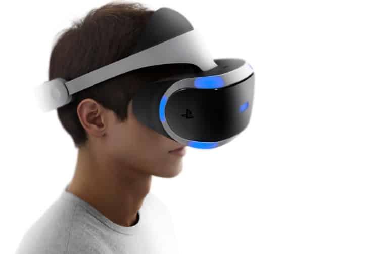 Sony, entreprises créatrices de technologies VR