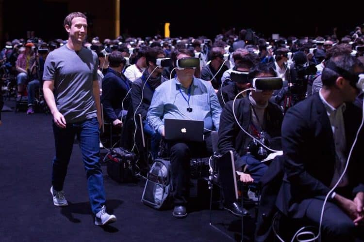 MMORPG VR