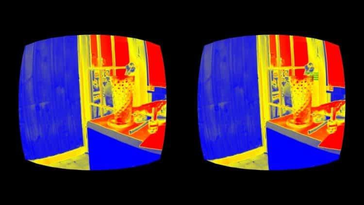 VR One AR