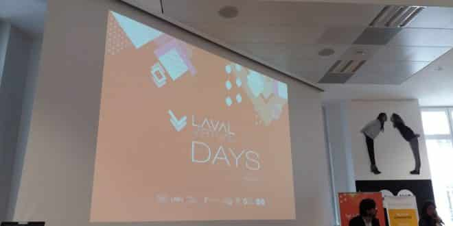 Présentation Laval Virtual Days
