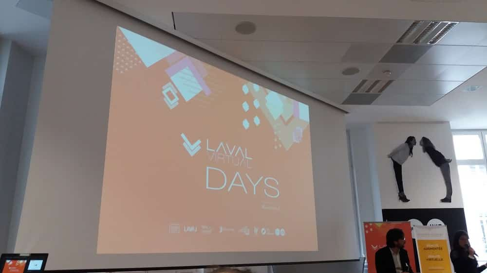 Présentation Laval Virtual Days