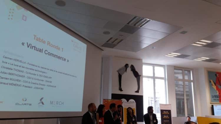 Laval Virtual Days table ronde v-commerce