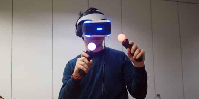 acheter le PlayStation VR dès sa sortie