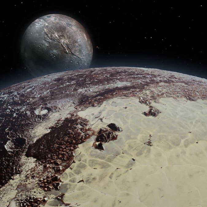 Seeking Pluto's Frigid Heart au Paris Virtual Film Festival