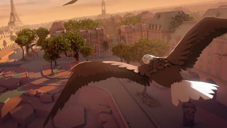 E3 2016 Eagle Flight