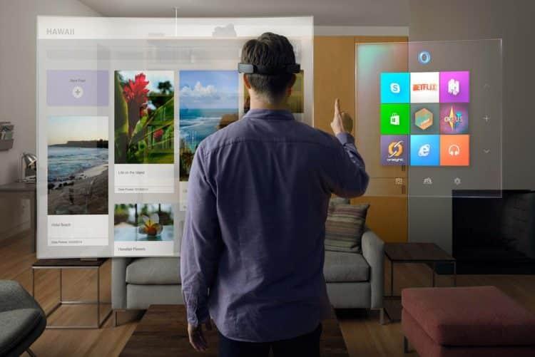 Microsoft Hololens Acheter prix date sortie