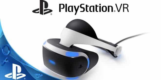 Playstation VR la date et le prix