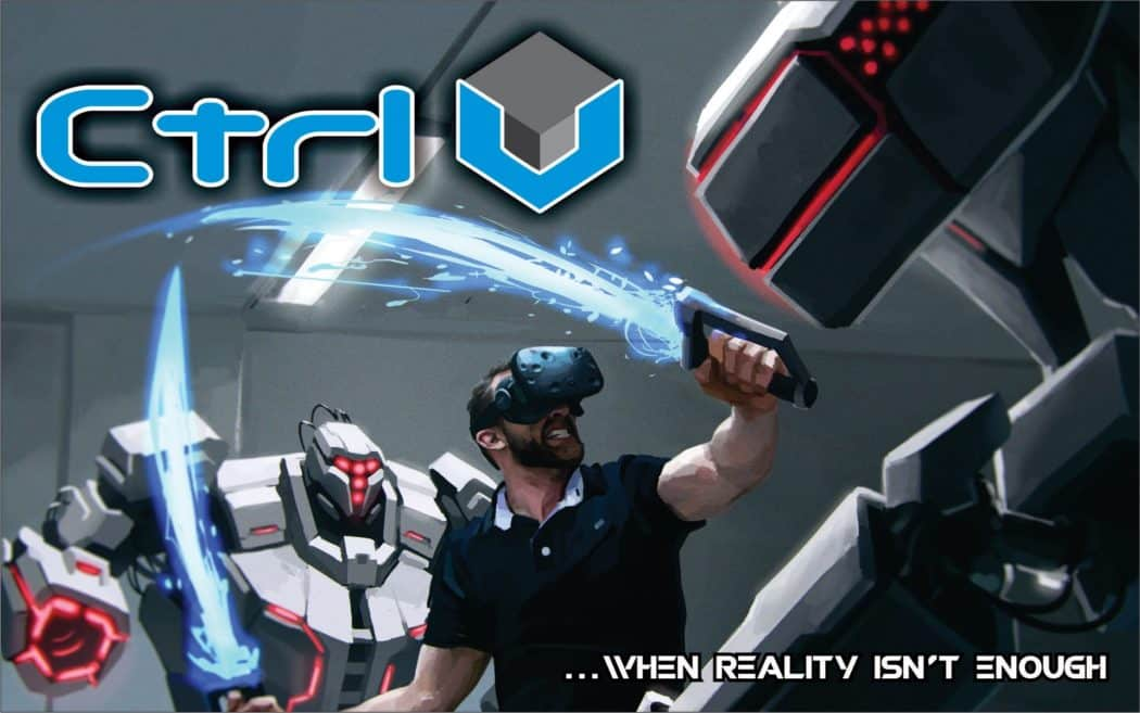CTRL-V Arcade