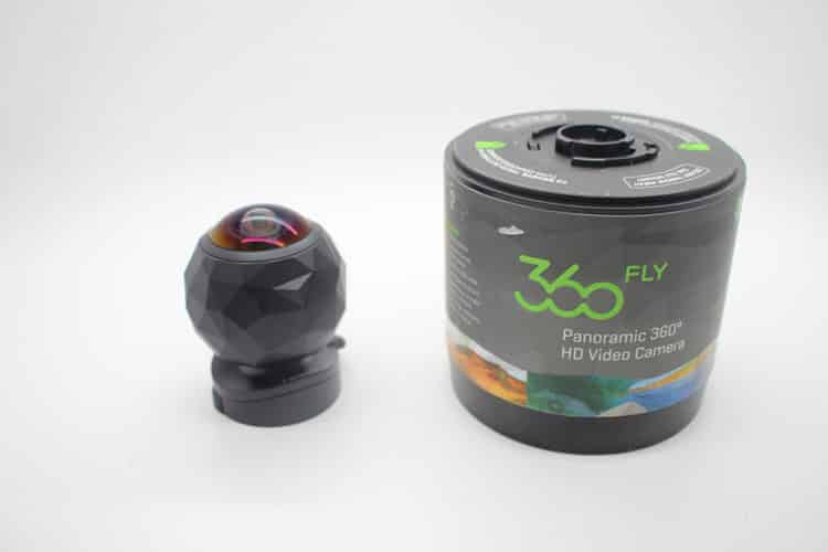 Unboxing 360fly