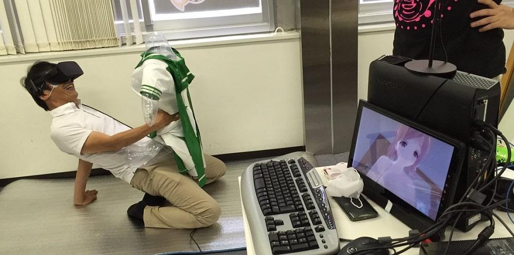 Le VR Porn au Japon