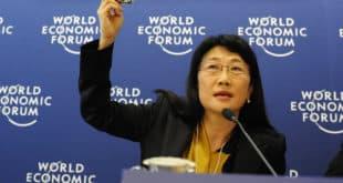 PDG et présidente de HTC, Cher Wang
