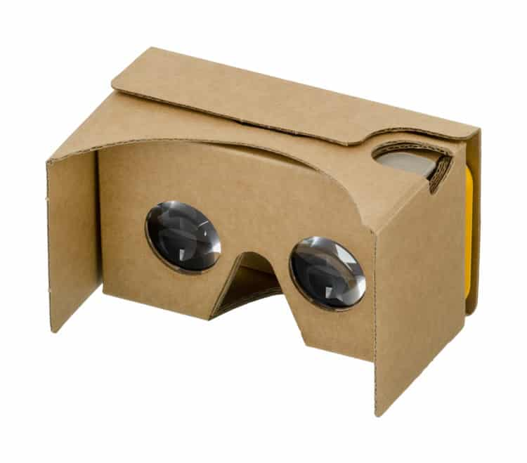 Googel Cardboard RVC