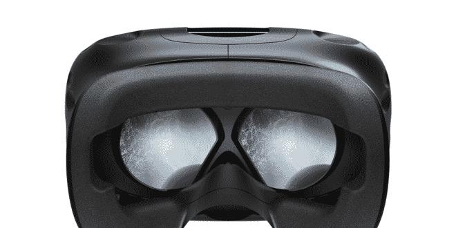 Les lentilles du HTC Vive ont un centre optique