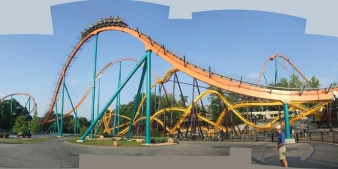 Vr Juric Dino Park Roller Coaster Simulator