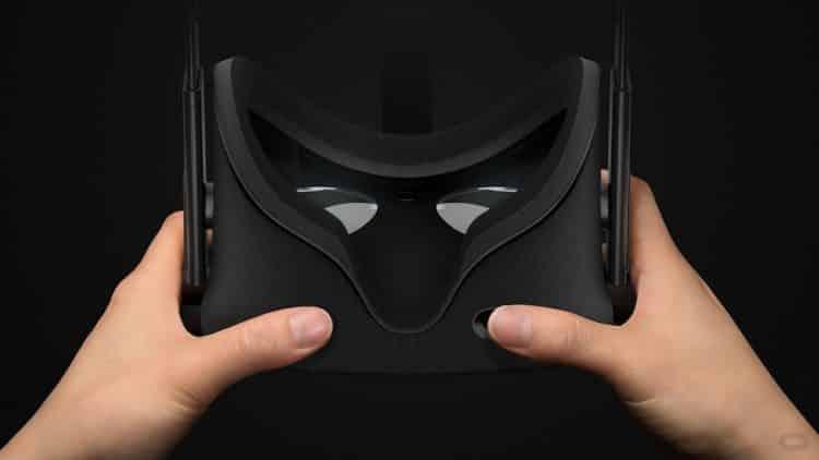 L'Oculus Rift a une molette pour aligner le centre optique avec l'oeil