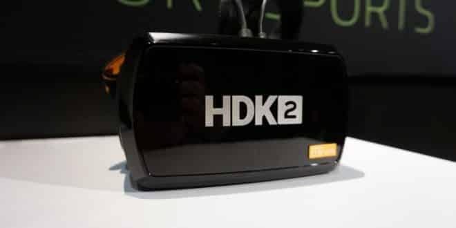 Le HDK2 de OSVR
