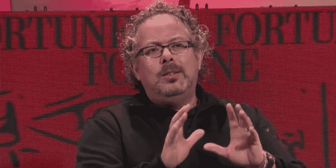 Rony Abovitz, fondateur et PDG de Magic Leap au Fortune Brainstorm Tech