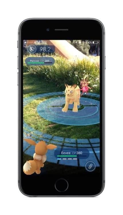 Pokemon AR Combats